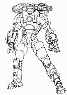 Ironman Malvorlagen Free Free Printable Iron Coloring Pages For Best