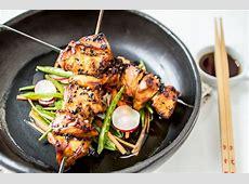 Teriyaki chicken skewers   Tesco Real Food