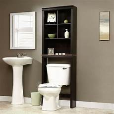 bathroom cabinet toilet shelf space saver storage