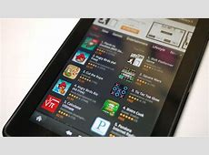 Amazon Kindle Fire redirects all Android Market requests