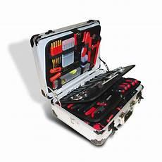 Werkzeug Teile by Alu Werkzeugkoffer Vt 128 Mit Profi Werkzeug Teile Im
