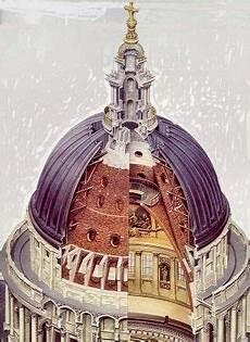 filippo brunelleschi cupola filippo brunelleschi schema della cupola della cattedrale