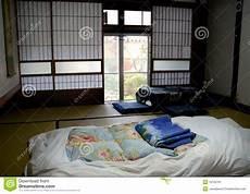 japanisches schlafzimmer japanisches schlafzimmer stockbild bild 19702791