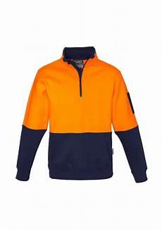 Design Your Own Half Zip Hi Vis Half Zip Pullover