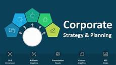 Business Strategy Powerpoint Corporate Strategy And Planning Editable Powerpoint Youtube