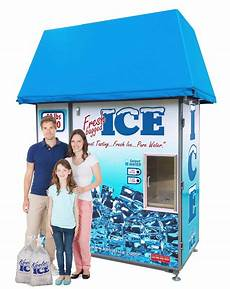 Ice Vending Machines Im600 Ice Vending Machine Kooler Ice