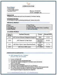 resume format for job interview free download 55 chance of getting an interview call depends on your