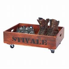 unique rustic storage adds a level of functionality and
