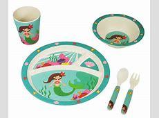 Amazon.com : EcoBamboo Ware Kids Bamboo Dinnerware Set