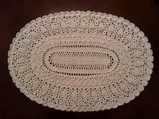 crochet doilies crochet doily oval doily part 4