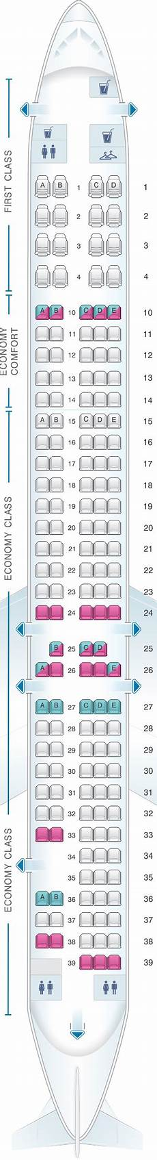 Delta Boeing Douglas Md 80 Seating Chart Seat Map Delta Air Lines Mcdonnell Douglas Md 90 Seatmaestro