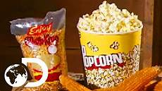 What Is Corn Made Of Popcorn How It S Made Youtube