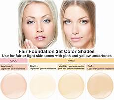 Foundation For Light Skin With Yellow Undertones 17 Foundation Shades Belloccio Professional Airbrush