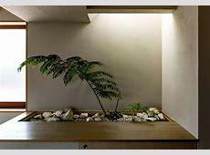 Japan Micro House with Small Zen Garden   InteriorZine