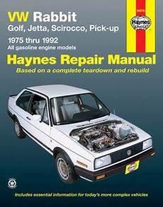 Volkswagen Haynes Repair Manual Hachette Books Bk 105145