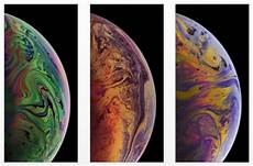 Live Wallpaper Iphone Xs by The 3 Iphone Xs Max Wallpapers Of Bubbles