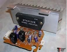 Stk 4122 Ii Module 15 Wpc Stereo Amplifier Module Rse
