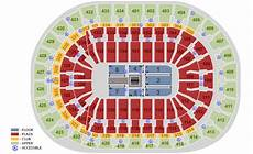 Bb T Seating Chart For Concerts Bb Amp T Center Sunrise Fl Seating Chart View