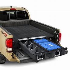 decked 174 midsize truck bed storage system