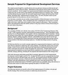 Service Proposal Template Free 22 Sample Service Proposals In Pdf Ms Word