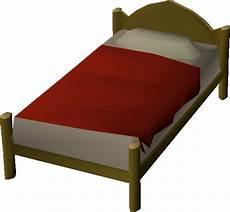 wooden bed school runescape wiki fandom powered by