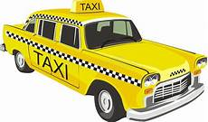 Taxi Yellow Light Clip Yellow Taxi Stock Vector Illustration Of Speed Taxi