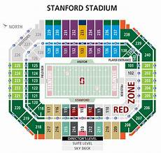 Ud Football Stadium Seating Chart Stanford Vs Arizona Football Game Stanford Reunion