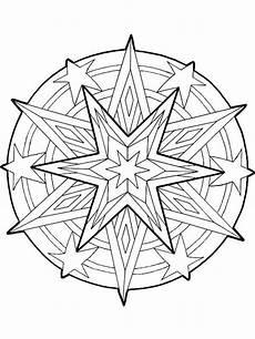 mandala outline coloring pages mandala