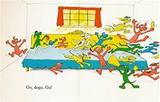 Go Dog Go Book Top 100 Picture Books 28 Go Dog Go By P D Eastman