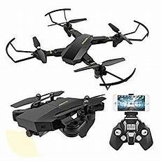 Mosquito Hd Video Drone With Led Lights 7 Unidargon Fpv Rc Foldable Drone S9 With 3d Flips 2 0mp
