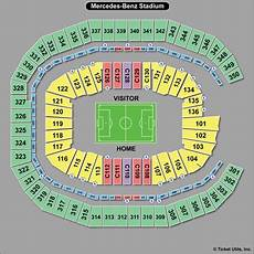 Seating Chart Mercedes Benz Atlanta United Atlanta United Fc Tickets 2018 Games Amp Prices Buy At
