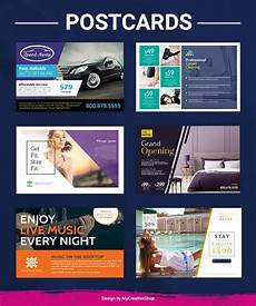 Templates For Mailers How To Make A Postcard The Business Owners Easy Guide