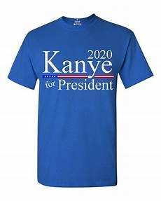 New Shirts 2020 Kanye For President 2020 T Shirt Election Shirts Basic