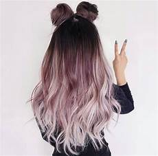 Black To Light Pink Ombre Hair Pin On My Kinda Hair