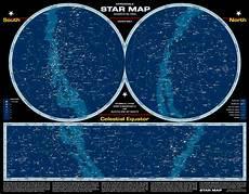 Nasa Sky Chart Skymaps Com Astronomy Posters