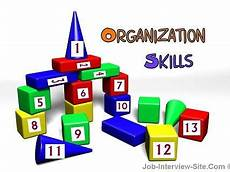 List Of Organisational Skills Organizational Skills And Competencies What Are