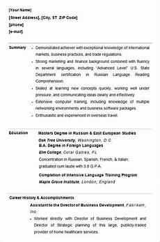 Resume Format For College Applications How To Write College Admission Resume