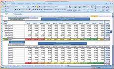 Sample Microsoft Excel 8 Budget Management Spreadsheet Excel Spreadsheets Group