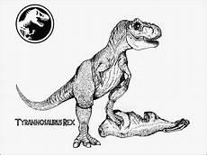 ausmalbilder dinosaurier tyrannosaurus rex ausmalbild