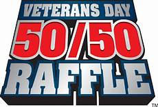 Drawing Raffle Tickets Time Running Out To Purchase Veterans Day 50 50 Raffle