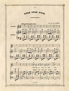 Free Sheet Music Charts Free Vintage Sheet Music The Graphics Fairy