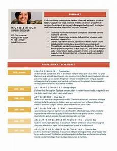 Hloom Templates Chronological Resume By Hloom Com Chronological Resume
