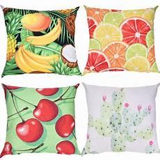 pillow cover 45x45cm print pillow polyester sofa car