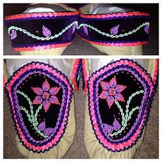 my completed order pink purple haudenosaunee raise