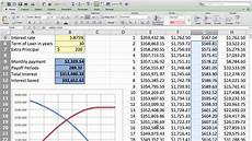 Loan Amortisation Table Excel How To Make Loan Amortization Tables In Excel Download