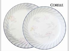 6 CORELLE Impressions PINK TRIO Choice of DINNER or LUNCH