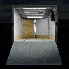 Enclosed Trailer Interior Led Light Kit Ribbon Star Ultra White Waterproof Led Lights Are