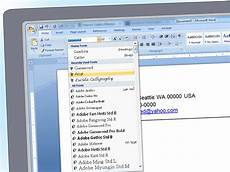 How To Create A Resume Using Microsoft Word How To Create A Resume In Microsoft Word With 3 Sample