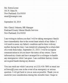 Emergency Vacation Request Letter Emergency Vacation Request Letter Sample Myvacationplan Org