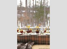 """Winter Dinner Party: """"snowed in""""   Celebrations at Home"""